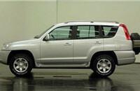 猎豹CS6柴油版 CFA2032A MT 4WD舒适型报价19.48-19.98万