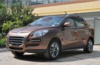 纳智捷大7 SUV 2.2T手自一体锋芒智尊型四驱报价22.83-24.83万