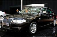 荣威750 E 2.5L自动贵雅版NAVI报价19.98-22.98万