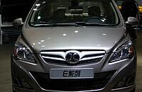 北京汽车E系列三厢1.5L自动时尚型选装乐享版图片